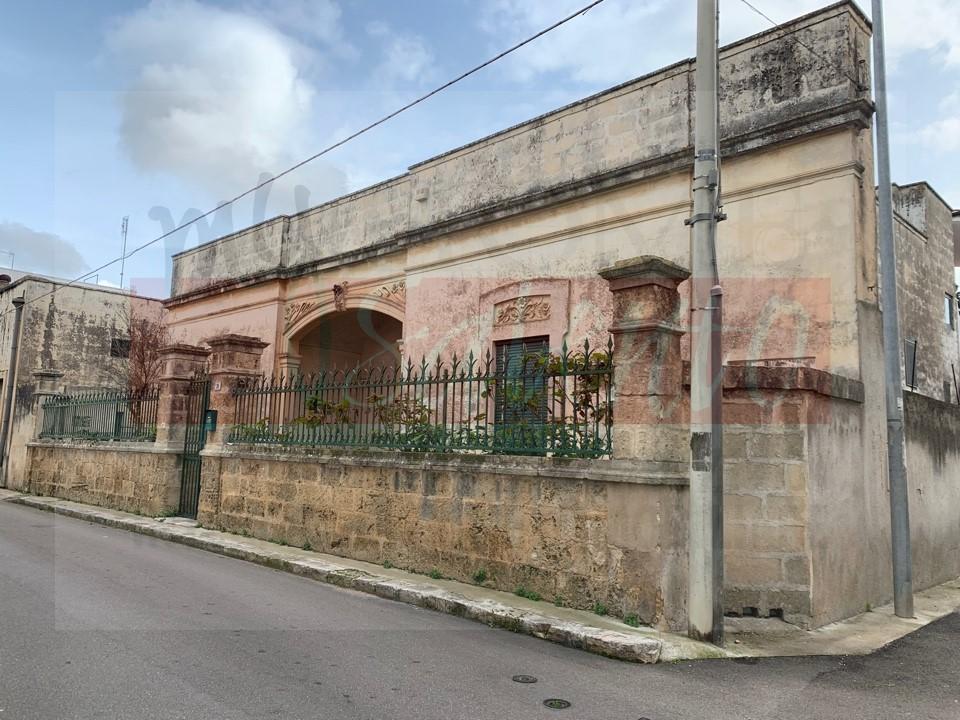 Villa di Pregio Stile Liberty