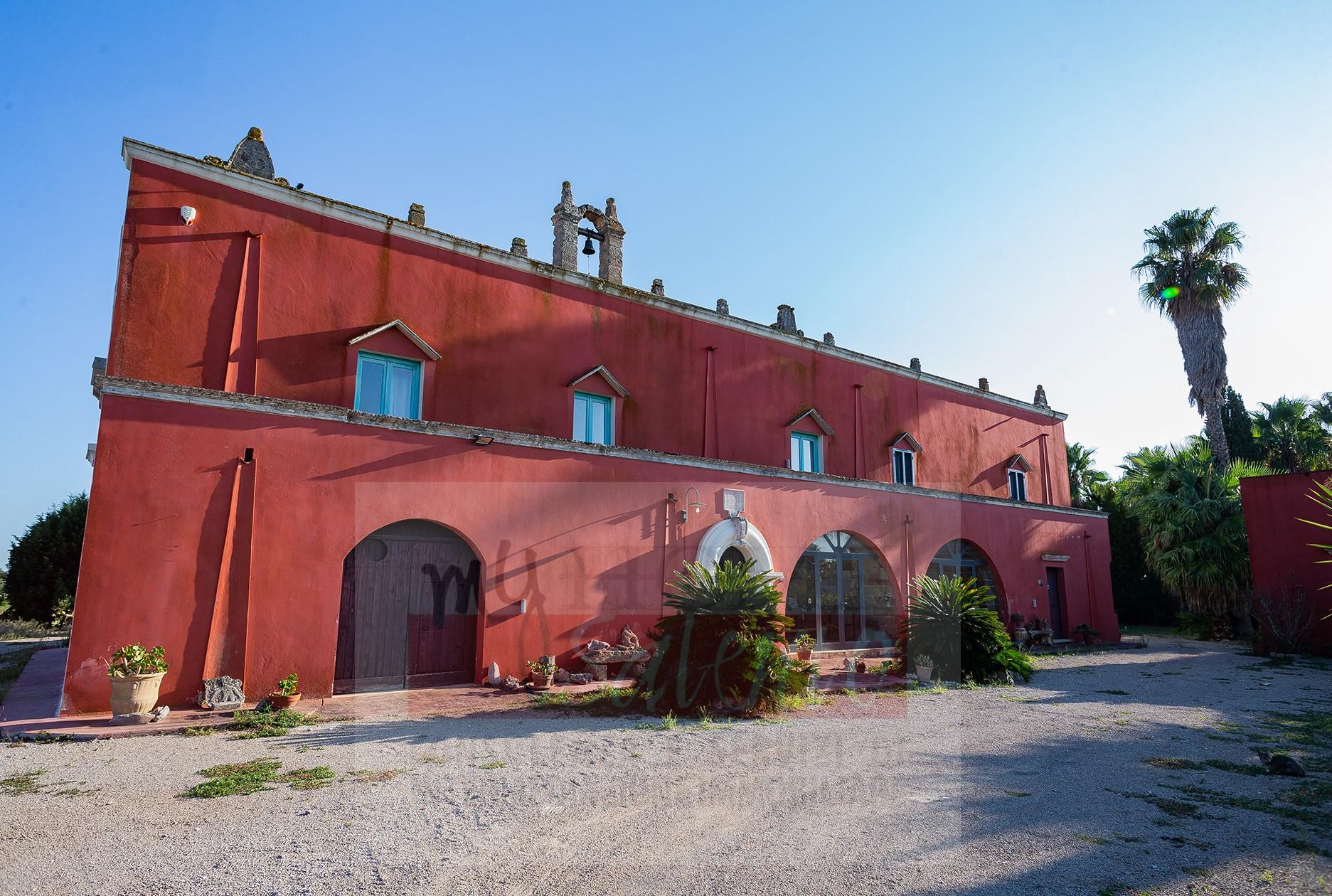 Villa del 1400
